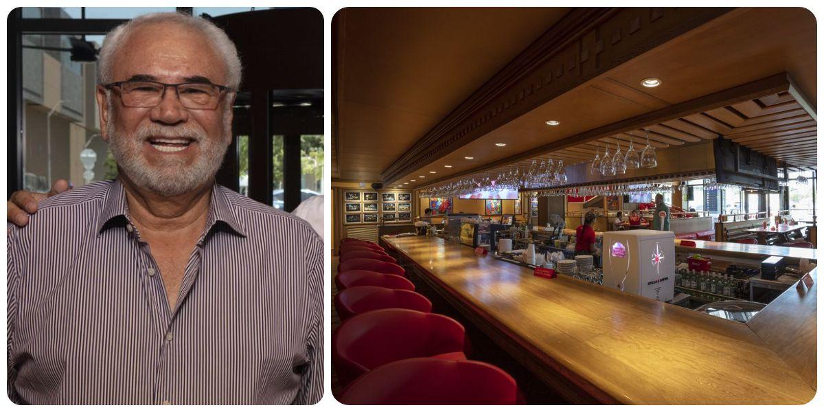 Ancízar Gutiérrez, propietario de Pizza Loca, está hospitalizado al norte de Barranquilla.