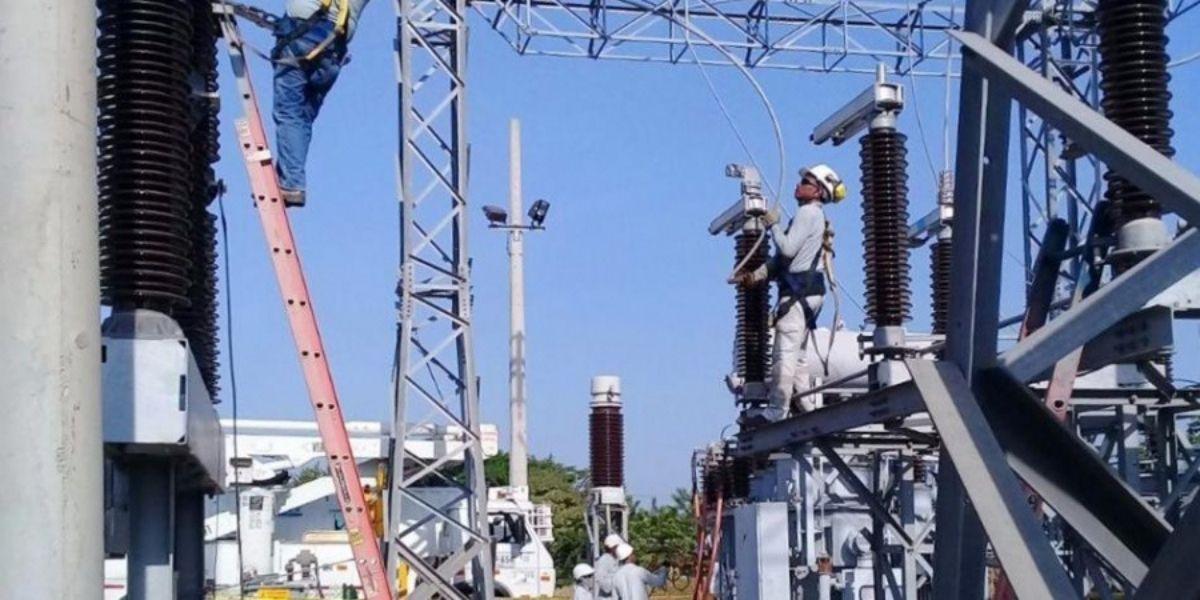 Suspensión del servicio de energía