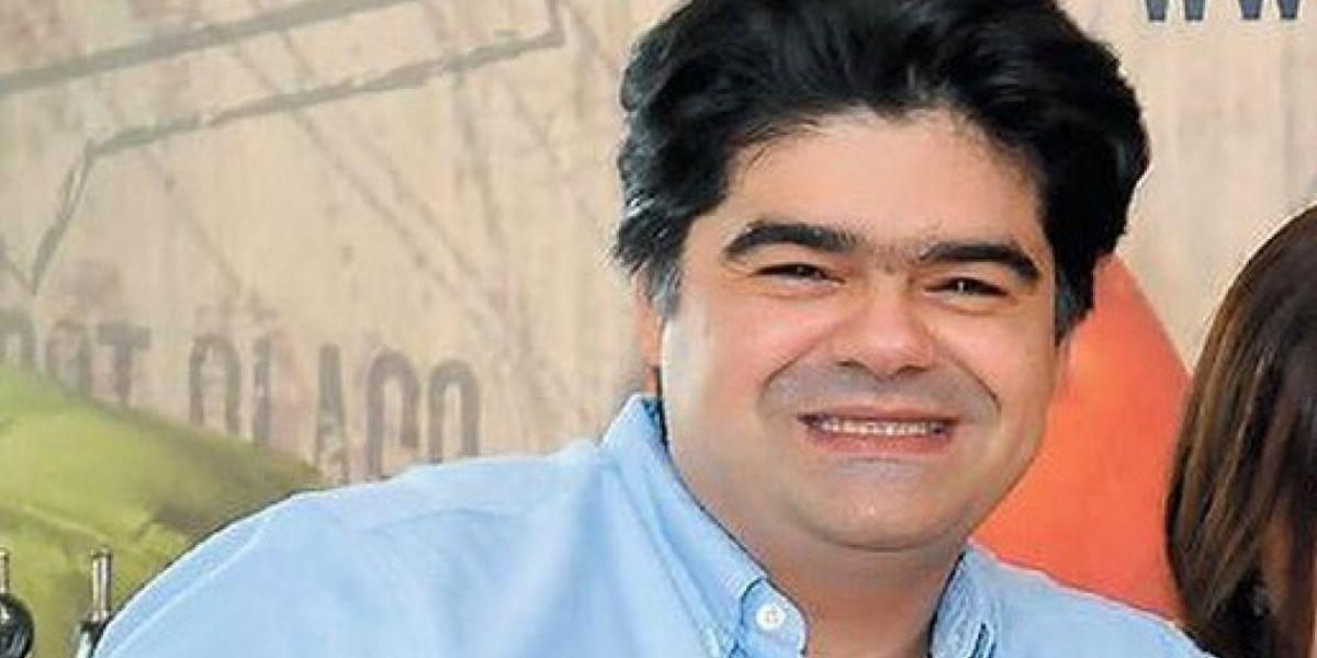 El empresario Carlos Fiorillo.