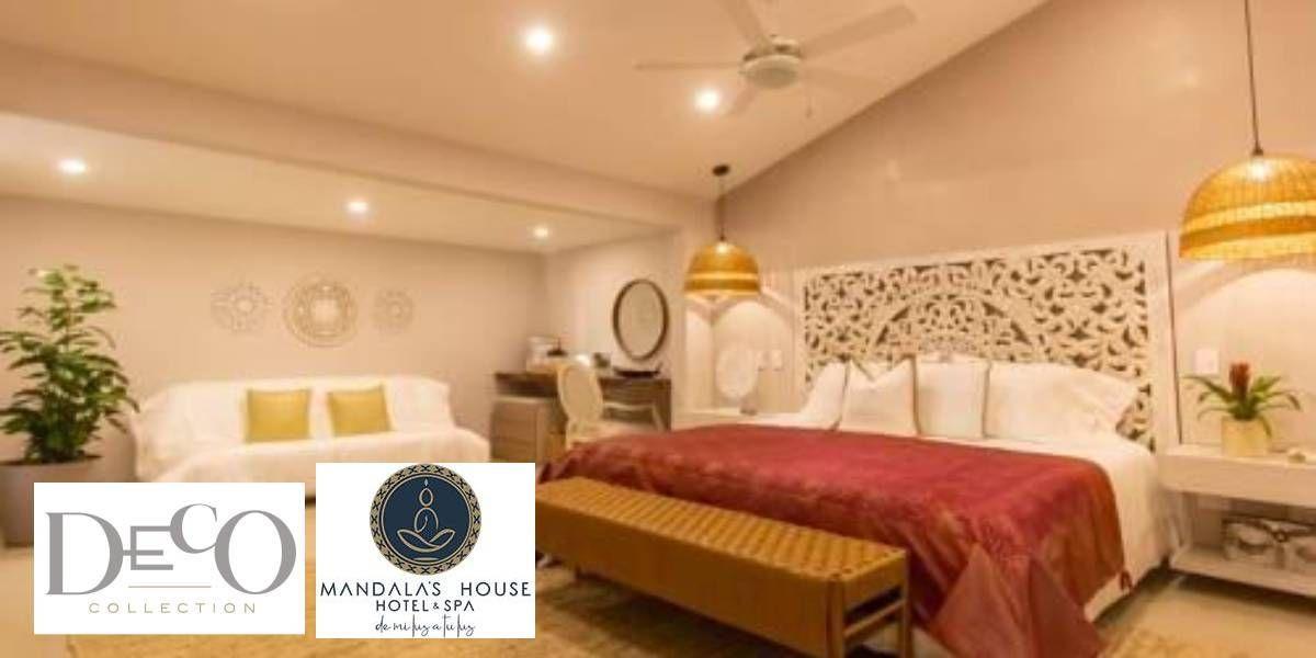 Mandala's House, hotel boutique en el Rodadero.
