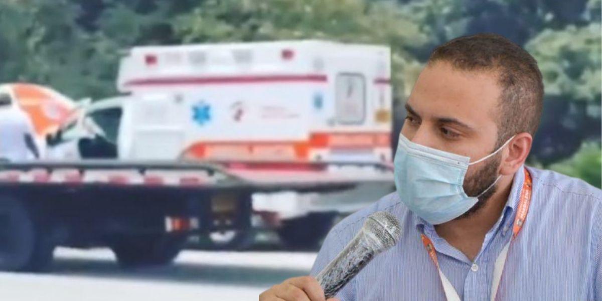 Secretario de Salud, Julio Salas.