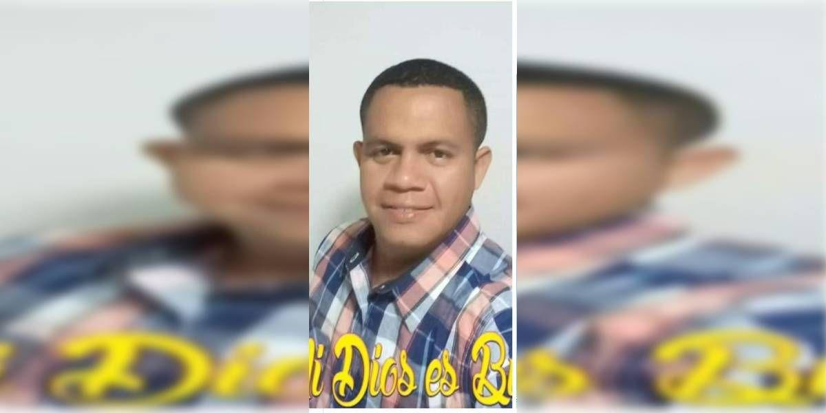 John Jairo López Fragozo está desaparecido desde el miércoles.