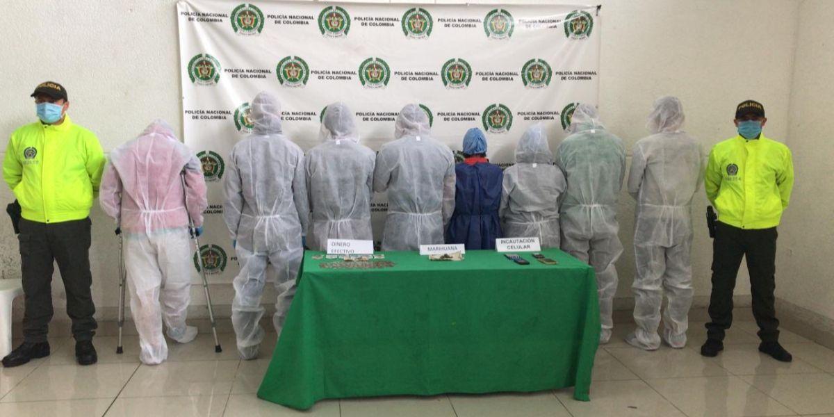 Las investigaciones dan cuenta que algunos de ellos utilizarían a menores de edad para cometer los delitos.