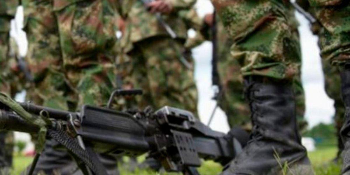Ejército Nacional.