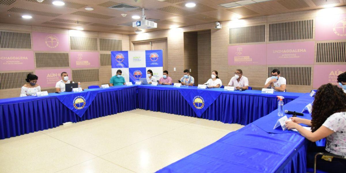 En los diálogos se manifestó la necesidad de brindar a todos los estamentos garantías para la movilización social pacífica.