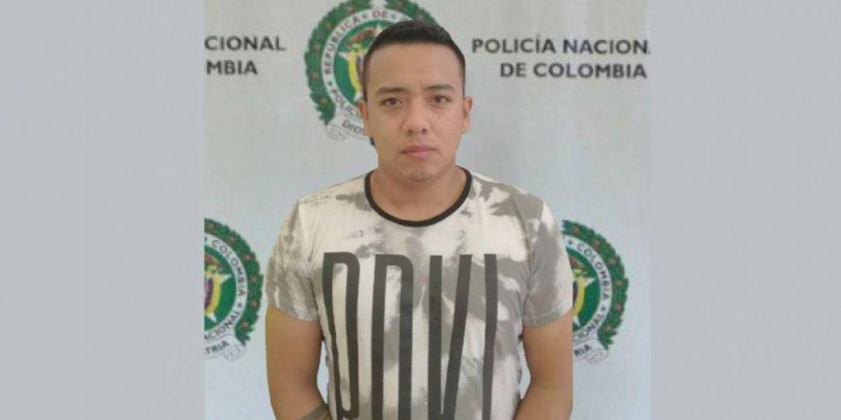 Wilson Javier Peña Camayo.