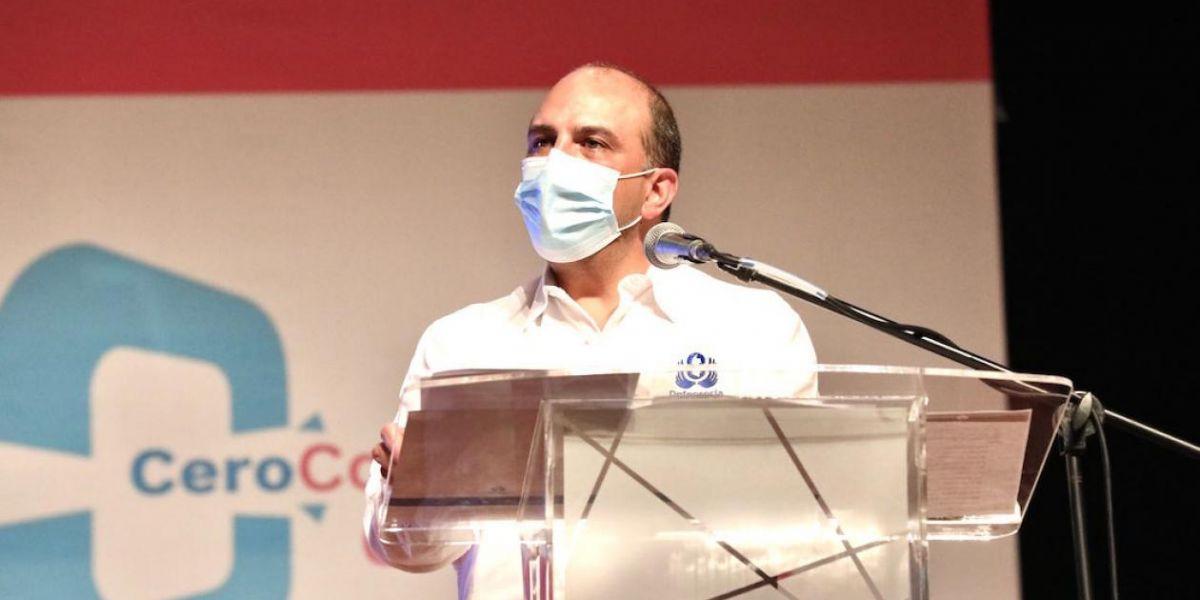 Carlos Camargo.