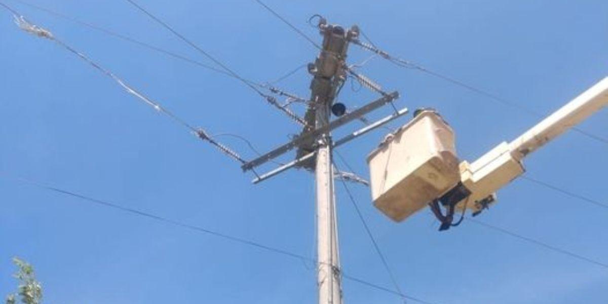 La suspensión obedece a trabajos y adecuaciones técnicas en el circuito dos de Aracataca.