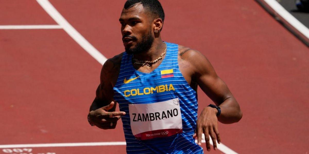 Anthony Zambrano.