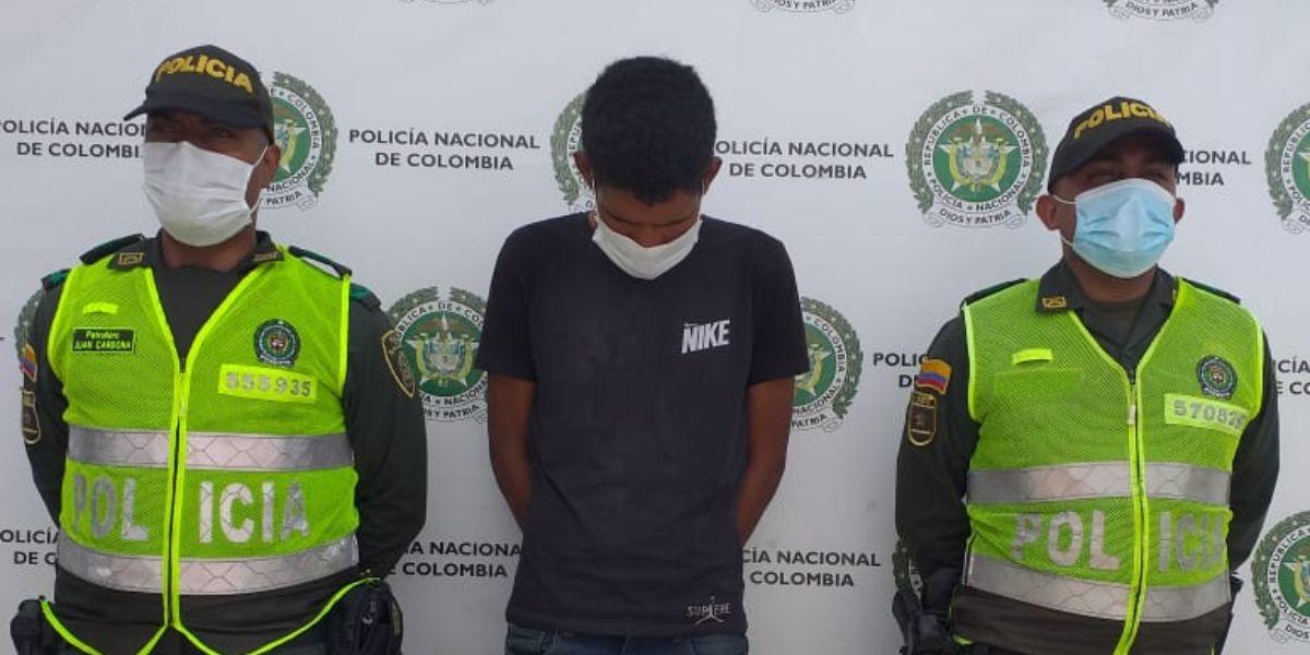 Luis Eduardo Morales Jaramillo.