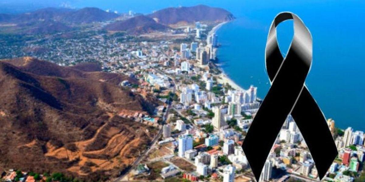 En Santa Marta murieron dos pacientes por coronavirus.