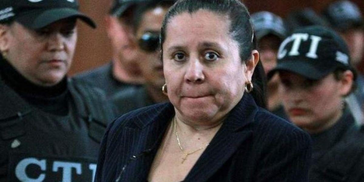 María del Pilar Hurtado.