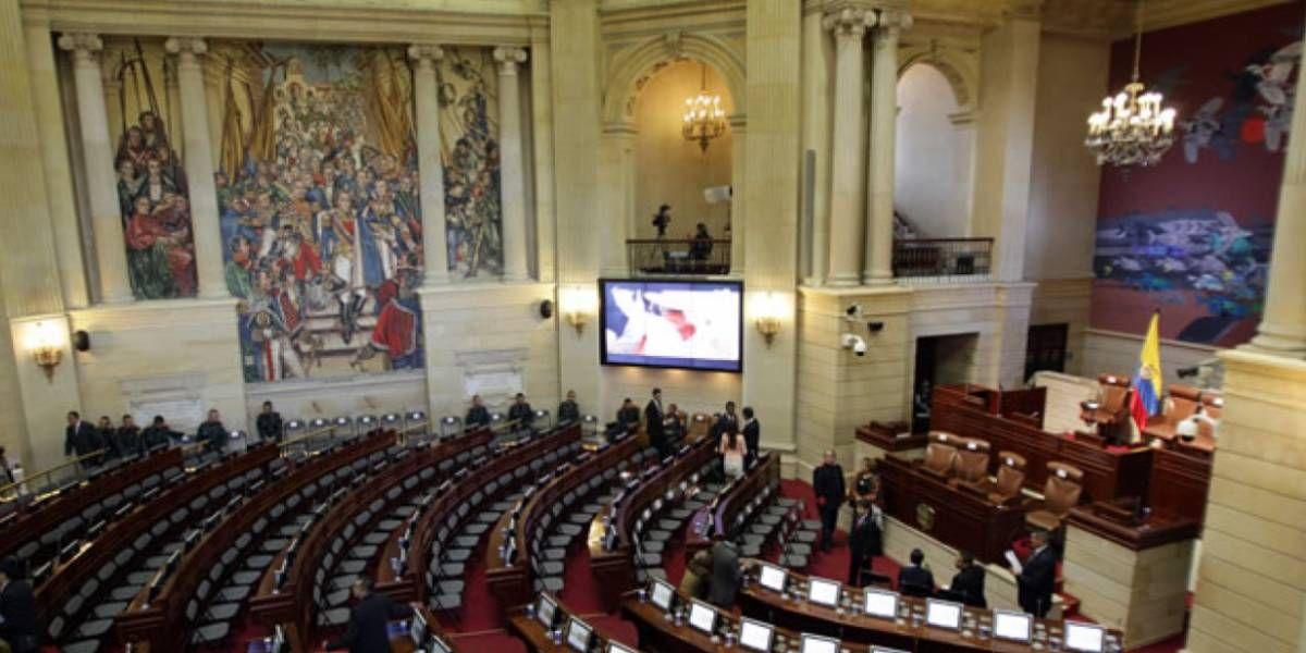 Congreso de Colombia - contexto.