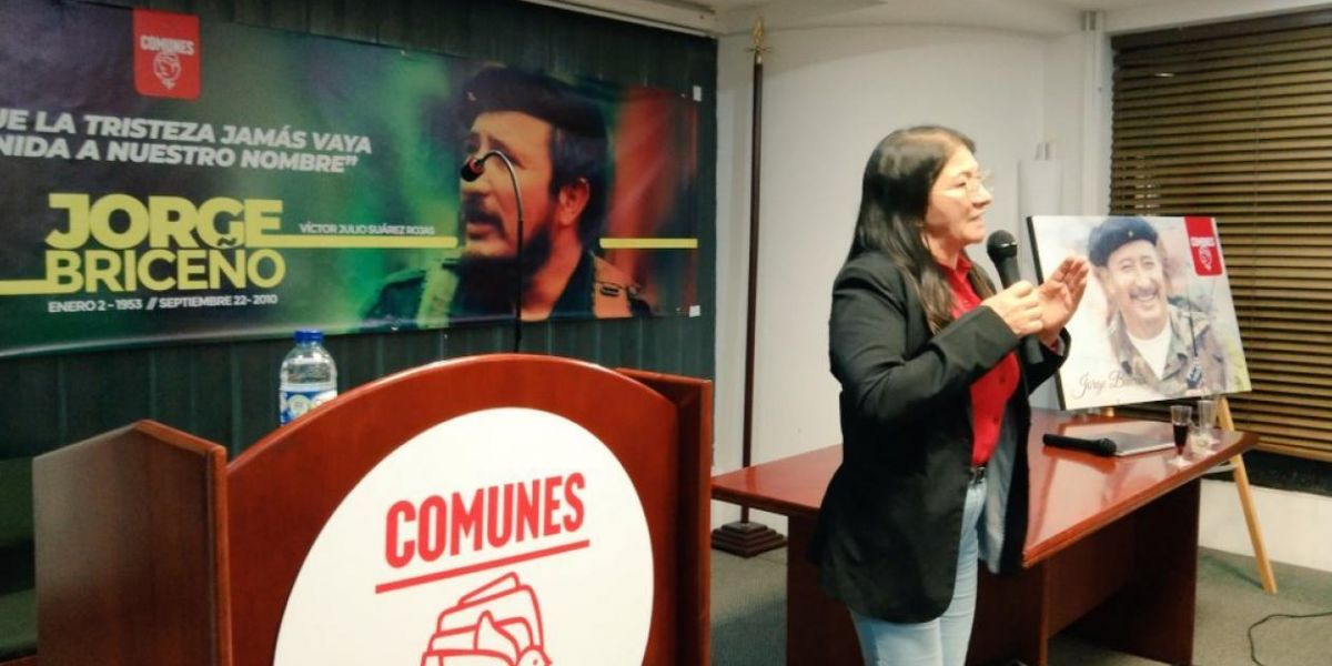 Sandra Ramírez.