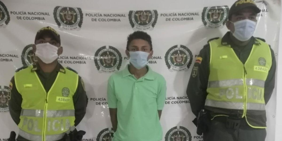 Edilberto Madariaga Fernández.