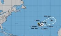 El huracán Ofelia se fortalecerá todavía más en las próximas horas.