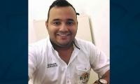 Nayib Junior Machado Pérez, el joven víctima.