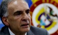 Representante Especial del Secretario General de la ONU y Jefe de la Misión de la ONU en Colombia, Jean Arnault.
