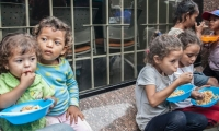 Niños venezolanos.