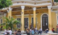 Registraduría de Santa Marta.