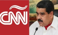 """Venezuela abrió este miércoles un """"procedimiento sancionatorio administrativo"""" contra el canal de noticias CNN en Español por """"presuntamente"""" atentar """"contra la paz y la estabilidad democrática"""" del país."""