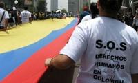 Carrillo Flórez reiteró la necesidad de garantizar la vigilancia, protección y defensa de los derechos humanos.