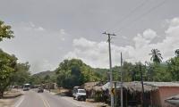 El accidente ocurrió en el sector de Santa Rosalía, Zona Bananera.