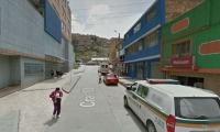 Hospital de Meissen, sur de Bogotá.