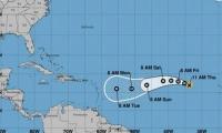 El huracán Irma