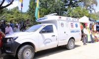 Palmor ya cuenta con una ambulancia totalmente equipada a su servicio.