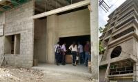 Edificio de la Esap en Santa Marta
