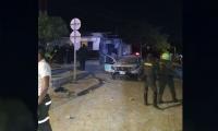 Explosión en estación de Soledad 2000.