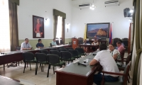 Sesión de la Asamblea del Magdalena realizada este jueves.