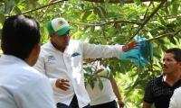 El subsecretario de Desarollo Rural, Rafael De La Valle, explicó cuáles son  los requisitos para acceder a los créditos.