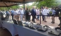 El presidente Duque confirmó las capturas en Barranquilla.