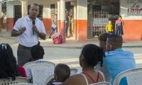 80 familias de Ondas del Caribe recibieron la escrituras públicas de su casas.