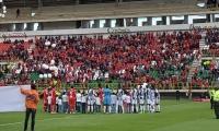 Boyacá Chicó descendió tras empatar 1-1 con Deportivo Pasto.