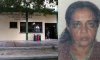 Regina Isabel Sarmiento Hernández fue hallada muerta en su vivienda por su nieto.