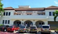 El joven fue trasladado a la clínica El Prado.