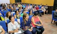 Más de 100 profesionales asistieron a este proceso de formación.