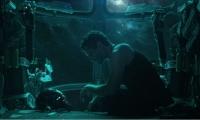 Robert Downey Jr. en su papel de Tony Stark (Iron Man)