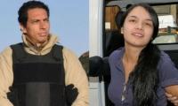 David Murcia Guzmán y Joanne Ivette León Bermúdez