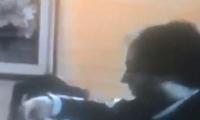 Video en el que Petro aparece recibiendo fajos de billetes.