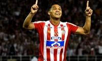 El atacante colombiano volvería al fútbol argentino.