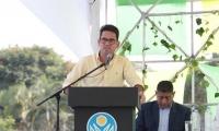 Ministro de Agricultura y Desarrollo Rural, Juan Guillermo Zuluaga.