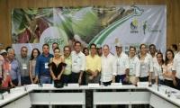 Consejo de secretarios de Agricultura, en Valledupar, Cesar.