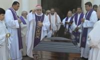 El homenaje de la Diócesis de Santa Marta.