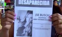 Mujer desaparecida | Fotocaptura Séptimo Día