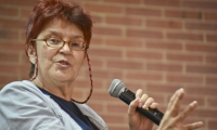 Pilar Lozano, escritora y periodista.
