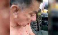 Taxista señalado de abusar de una menor.